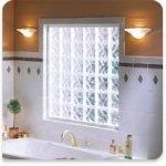 Eastern Glass Block LightWise Bathroom Remodel