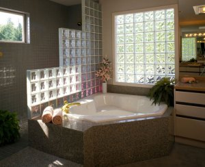 Decora Bath by Eastern Glass Block