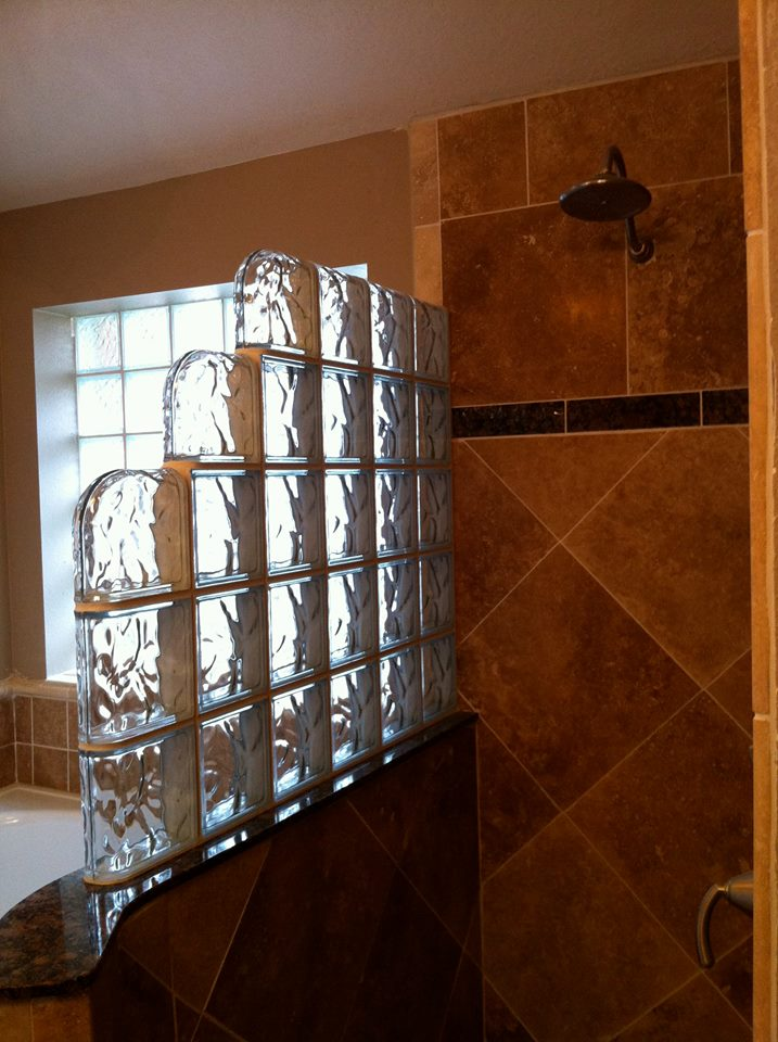 Designing Modern Bathroom Showers Glass Block Blogger