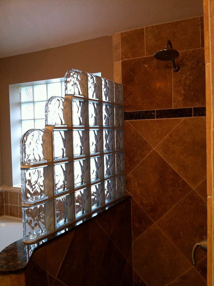 Designing Modern Bathroom Showers Glass Block Blogger