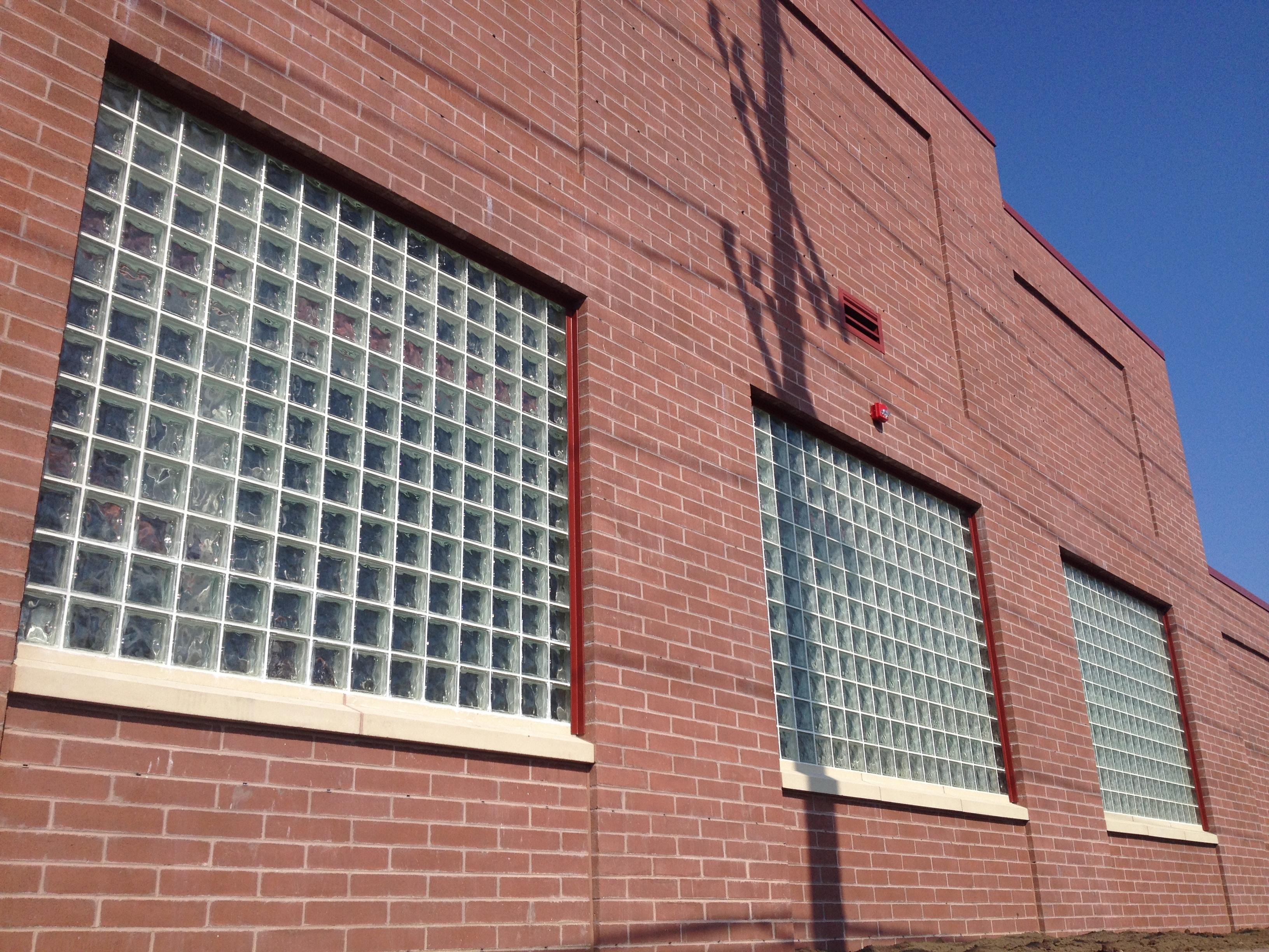 Fire Rated Glass Blocks Sydney