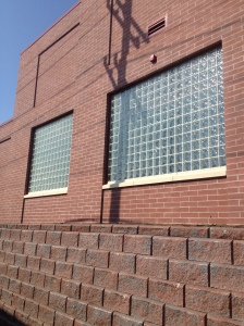 Fire Rated Glass Block Windows